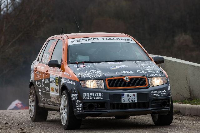 Kesko Racing - Eger Rallye 2015