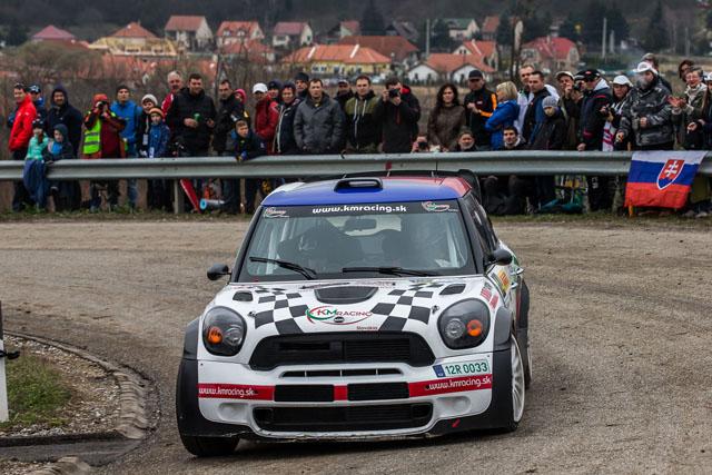 KM Racing - Rally Eger 2015